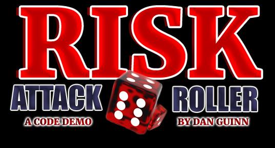 Risk Roller Code Demo