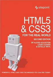 Book Cover: HTML5 & CSS3