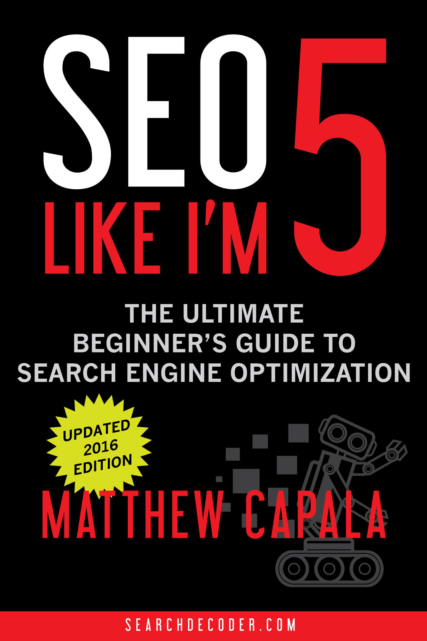 Book Cover: SEO Like I'm 5